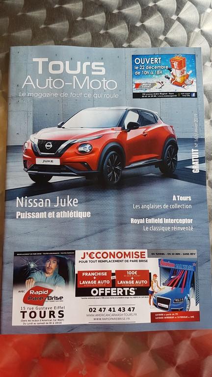 Magazine Tours Auto-Moto