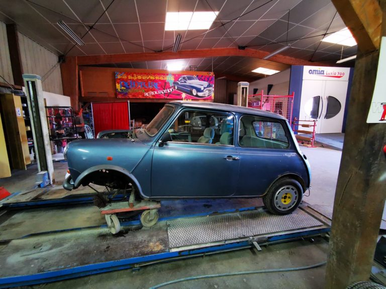Restauration mini
